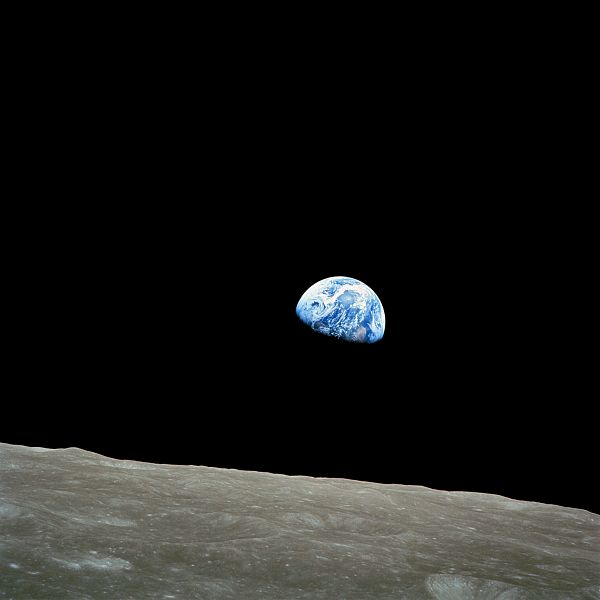 Earthrise, 24 Δεκέμβρη 1968
