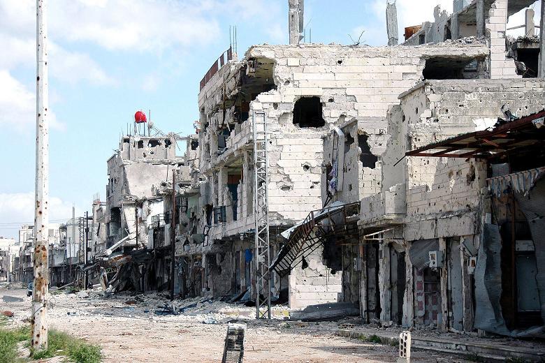 συνοικία Μπάμπα Αμρ - Χομς